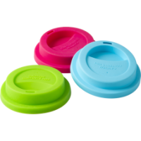 Rice Dk Colourful Silicone Lids for Melamine Tall Cup